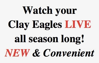 Watch/Stream Clay Football and Volleyball Live