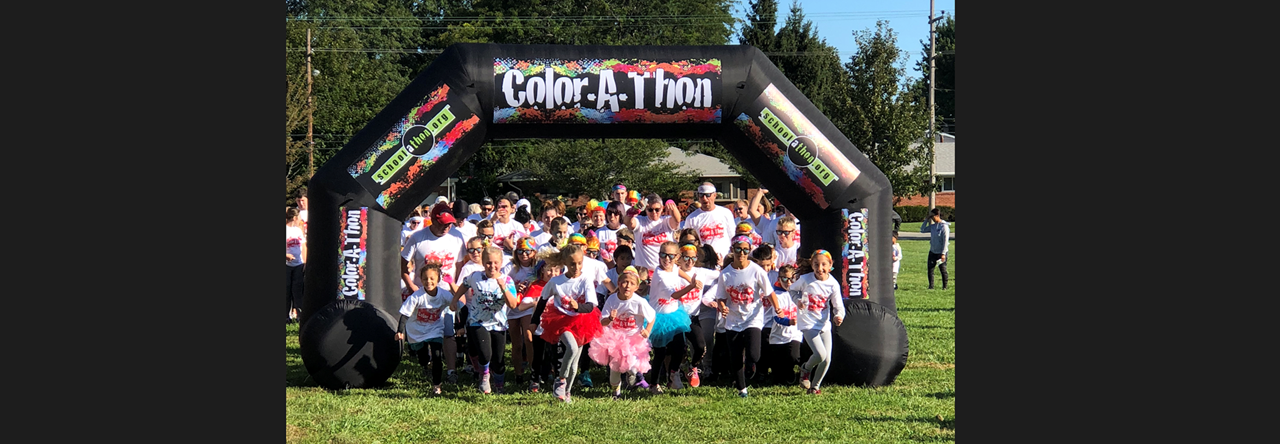 2018 Starr Elementary 1st Annual 3k Color Run/Walk - Saturday, Sept. 29th