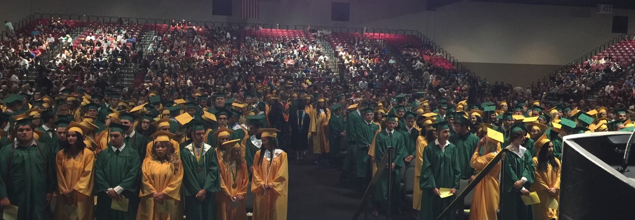 2018 Clay Graduation Ceremony at Seagate