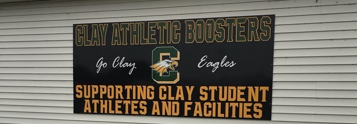 Clay athletic boosters