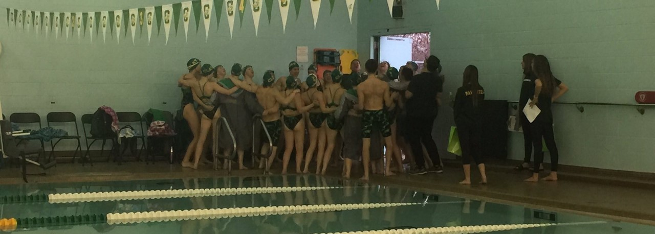 Clay Swimming Team holds first swim meet at the Oregon YMCA