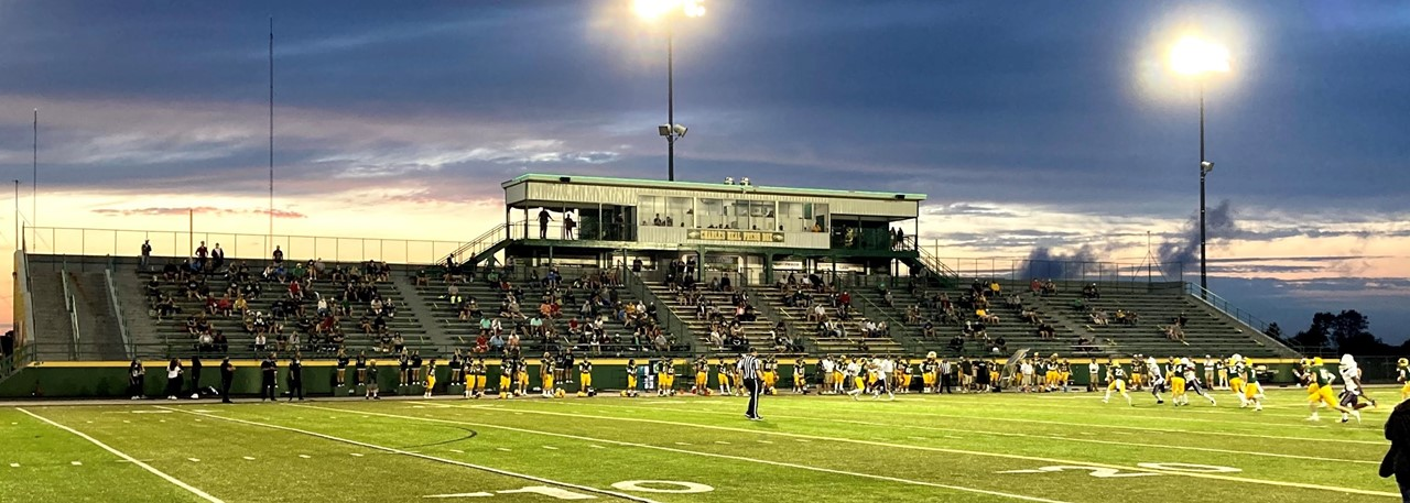 Clay Football - Opening Night Fall 2020