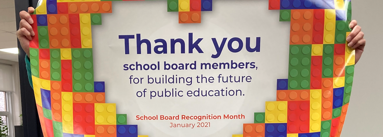 Thank you to all OCS Board Members